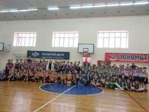 Открытый турнир по баскетболу в Саратове юноши 2008 г.р.