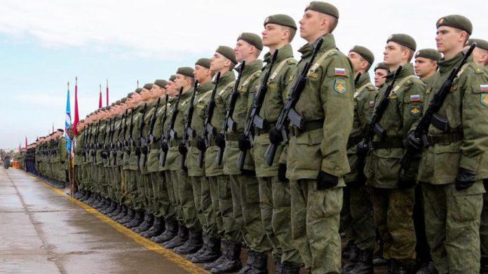 Призыв в армию уйдет в прошлое