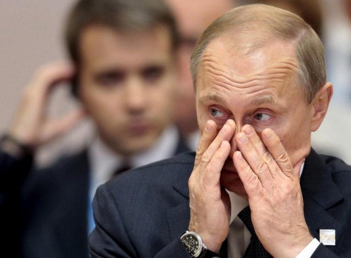 Путин не спит