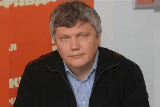 Константин Петренко бизнесмен из Омска, подозревается в захвате жилого комлекса в Чехове, стоимость которого составляет 500 миллионов рублей