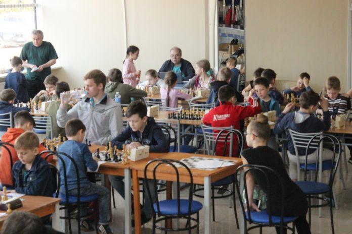 Соревнования по шахматам в Чехове3