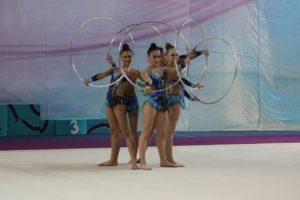 Турнир по художественной гимнастике в Чехове 3