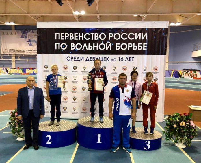 Чеховская спортсменка - Чемпионка России