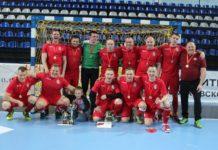 Чемпионат по мини-футболу г. о. Чехов