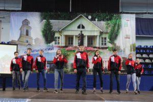 Детские соревнования юных пожарных и спасателей прошли в Чехове