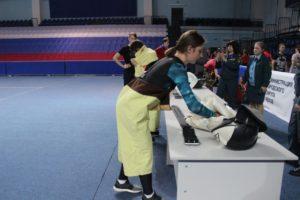 Детские соревнования юных спасателей в Чехове