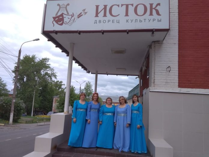 Фестиваль-конкурс православной музыки в Серпухове