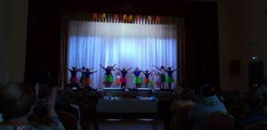 Отчётный концерт творческих коллективов