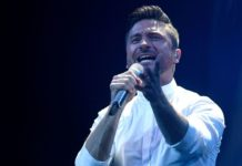 Лазарев вышел в финал Евровидения
