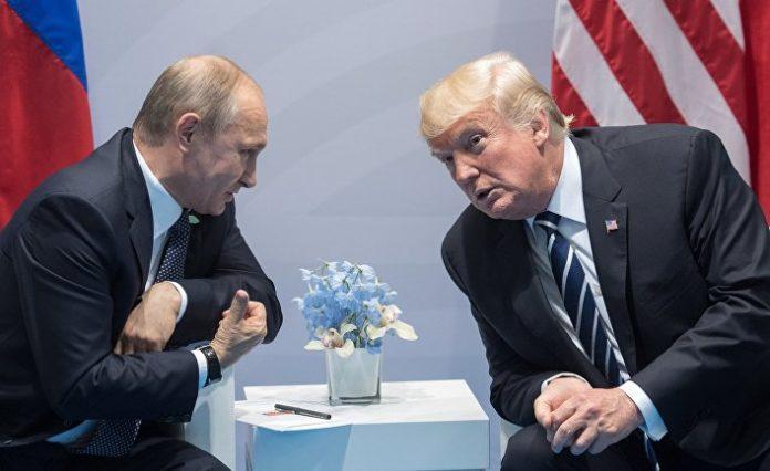 Путин ждет