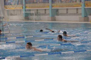 Открытое первенство по плаванию Чехов