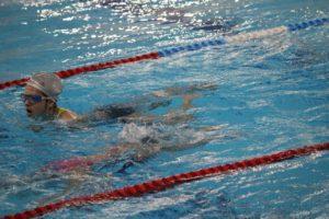 Открытое первенство по плаванию в Чехове