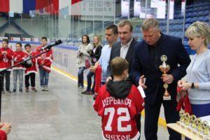 Подведение итогов спортивного сезона прошло в Чехове