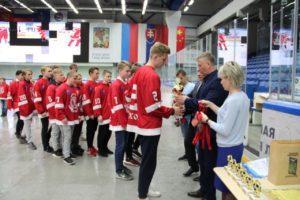 Подведение итогов спортивного сезона в Чехове