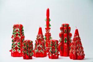 Русские свечи - свечное производство в Чехове фигурные