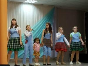 ДК Фортуна: отчетный концерт Шаг Вперед 3