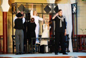 Театральный фестиваль Мелиховская весна открылся в мелихово