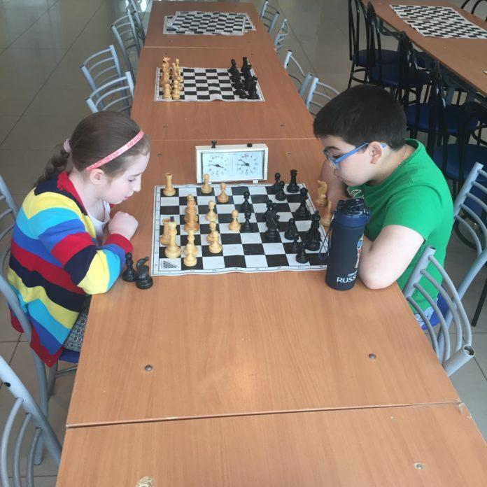 Турнир по шахматам Чехов