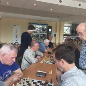 Турнир по шахматам Закрытие сезона 2018-2019