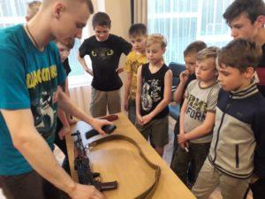 ВПК Цитадель посетил детский дом