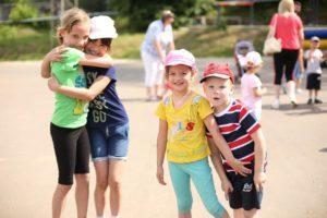 Дети из детского дома Аистенок посетили праздник 1