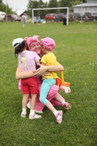Дети из детского дома Аистенок посетили праздник 4