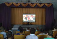 Детский киноклуб в с. Талалихино 1