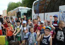 Детский лагерь Подмосковья и Крыма посетят 357 детей 1