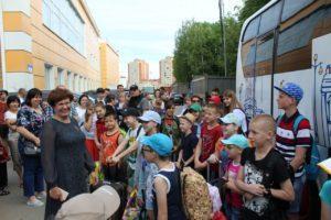 Детский лагерь Подмосковья и Крыма посетят 357 детей