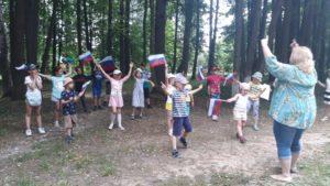 День России для детей в с. Молоди 2