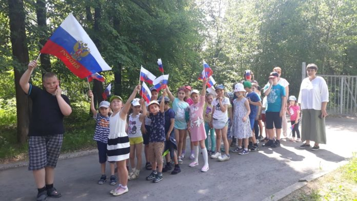 День России для детей в с. Молоди 1