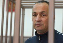 Экс-глава Серпуховского района порезал вены (ВИДЕО)