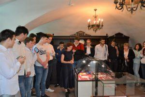 Музей Ложки в усадьбе Лопасня-Зачатьевское 1