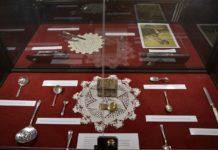 Музей Ложки в усадьбе Лопасня-Зачатьевское