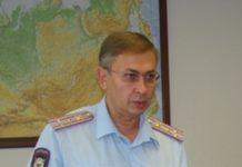 Бывший начальник полиции Чехова Большаков А.В. вновь задержан