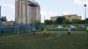 Открытый турнир по мини-футболу прошел в Чехове 1