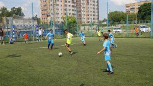 Открытый турнир по мини-футболу прошел в Чехове 2