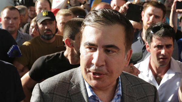Саакашвили бывший президент