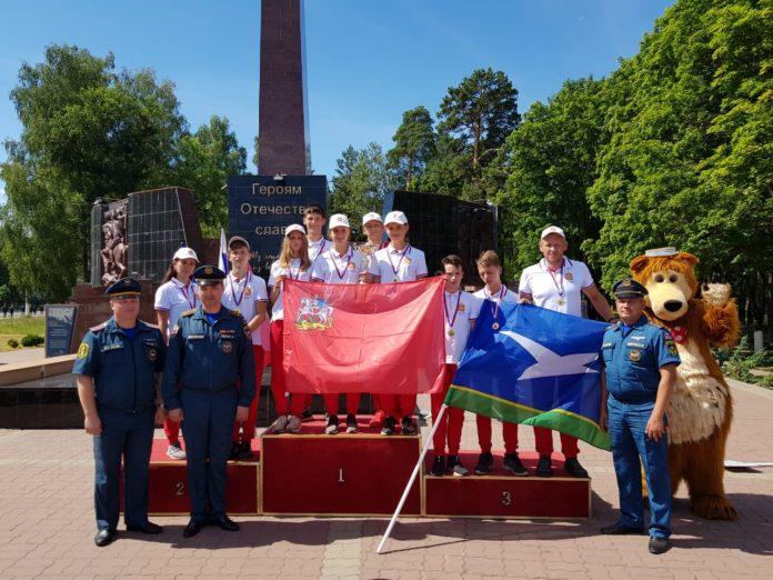 Слет-соревнование Школа безопасности в Клинцах
