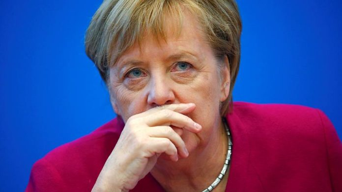Германии Ангела Меркель