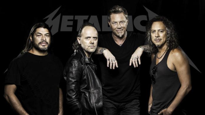 Metallica в Москве