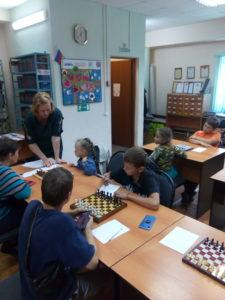 шах и мат 1