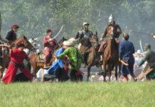 Военно-исторический фестиваль пройдет 27 июля