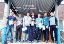 Мужской турнир по пляжному волейболу в Чехове 3