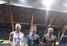 Отборочный турнир по большому теннису в Пронино