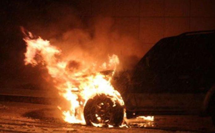 сгорели дома и автомобиль
