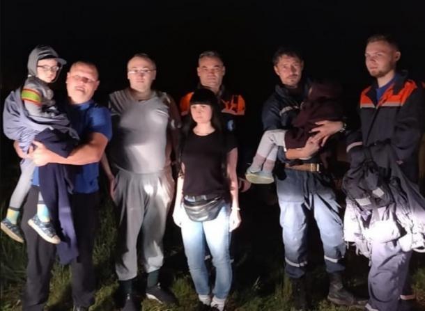 чеховские спасатели