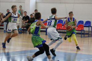 Международный турнир по баскетболу в Чехове 2