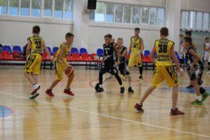 Международный турнир по баскетболу в Чехове 3