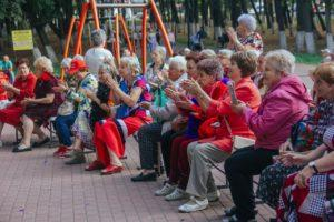активное долголетие в подмосковье для пенсионеров